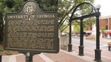 University of Georgia's arch in downtown Athens serves as the university's primary symbol for recognition and is the focal point of North Campus. AJC FILE