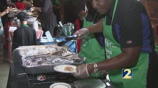Family Food Fest hosts Father