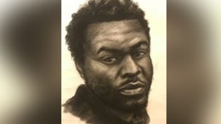 Take a good look at this sketch. Police say he assaulted a woman in her own home