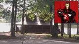 Tony Stark's Iron Man cabin Atlanta