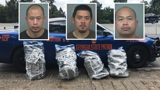 Talk about a trunk-load! $200K worth of marijuana seized on busy interstate