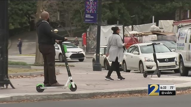 E-SCOOTERS ATLANTA LAWS: You could be fined up to $1K for riding an