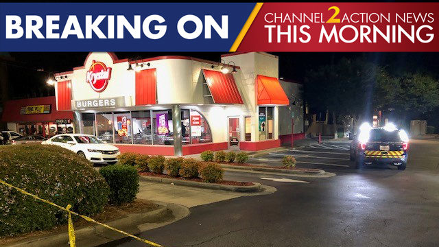 Fast-food robbing crew arrested after wild chase on interstate, police say