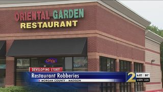 Thieves targeting Asian restaurants hit at least 6 more locations, police say