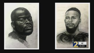 Police searching for 2