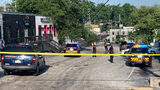 Police said a body was found behind a business located off Bennett Street and Tula Street.