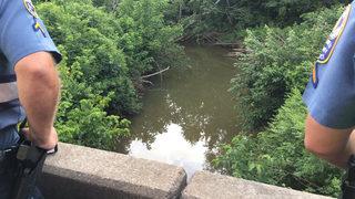 Man found dead in small creek in Gwinnett County