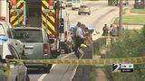 Police working to ID man found dead in Gwinnett creek