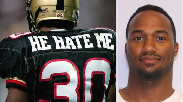 ROD SMART MISSING: Former Carolina Panthers XFL star 'He Hate Me' reported missing in South Carolina