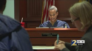 Charges against Atlanta city judge are subject of controversies in recent years