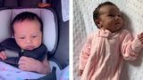 New pictures of newborn found in Forsyth County