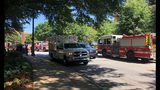 2 injured in chemical spill at building on Clark Atlanta campus