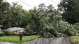Thousands without power after severe storms slam metro Atlanta