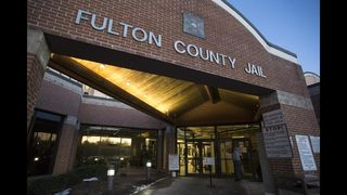 Fulton County Jail is overcrowded ... again