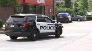 Man accused of attacking QT employee, customers after trying to steal phone