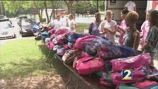 Major change to a popular back 2 school drive benefiting homeless children