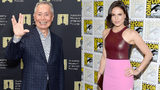 The Dragon Con class of 2019 will be headed by George Takei and Lana Parrilla! (Photos via Getty Images)