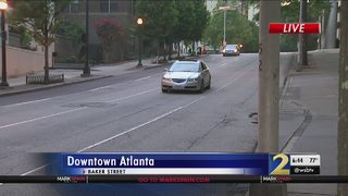 Downtown Atlanta street to convert to 2-way, in hopes of easing drive to tourist attractions