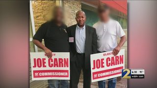 Political candidate admits he made mistakes during campaign