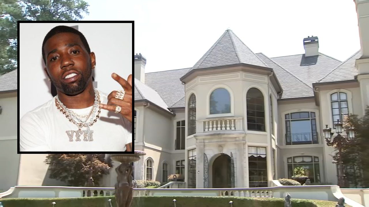 Man says he didn't authorize rapper's controversial party at