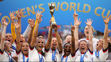 Cobb athlete among Georgians on World Cup-winning women's team