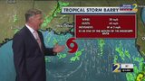 NHC releases new track for TS Barry