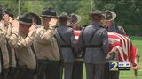 'We have the watch from here:' Thousands say goodbye to fallen deputy