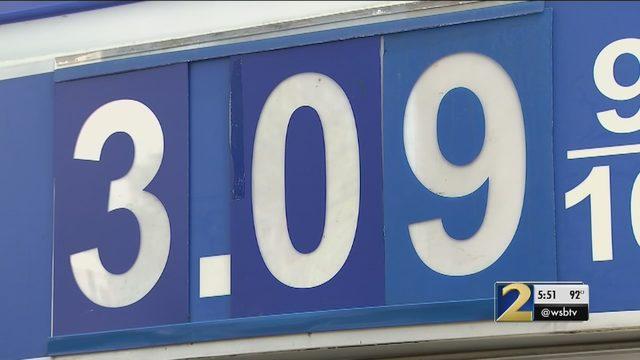 Gas Prices Atlanta >> Atlanta Gas Prices Gas Prices Rising Ahead Of Tropical