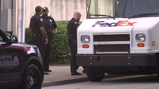 FedEx driver drops off three gunshot victims at hospital, police say