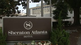 Downtown Atlanta hotel closed after 3 confirmed cases of Legionnaires