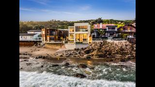 PHOTOS: $10.9 million celeb beachfront home for sale