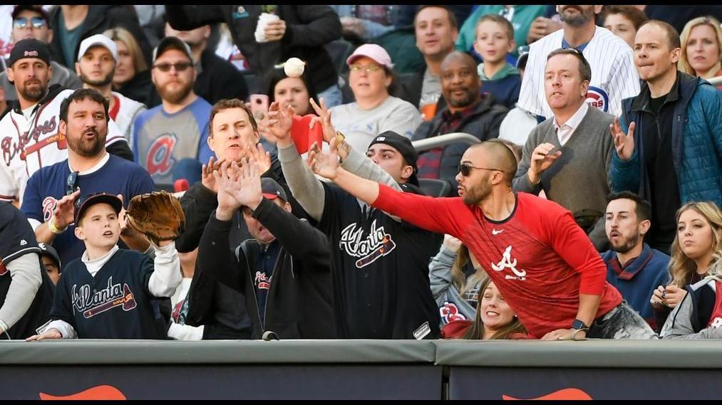 Braves 'considering' extending netting at SunTrust Park