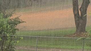 Storms cause flooding, downs trees in parts of north Georgia