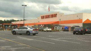 GBI: Officer shoots at shoplifter trying to leave Home Depot in pickup truck