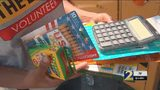 Thousands of school supplies donated during Channel 2's 'Stuff the Bus' event