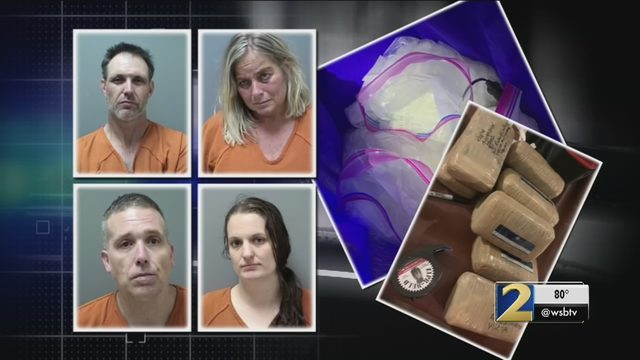 Traffic stop leads to major drug bust