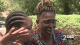 Mother of triple shooting victim says he got caught in the crossfire