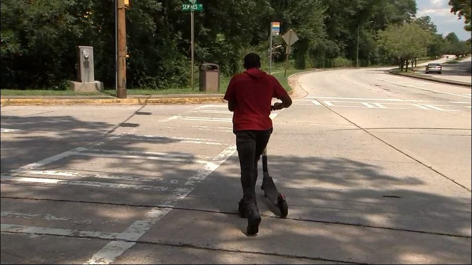 Man on scooter hit, killed in 4th scooter-related death in metro Atlanta