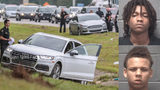 5 car break-in suspects in custody after chase down Ga. 400