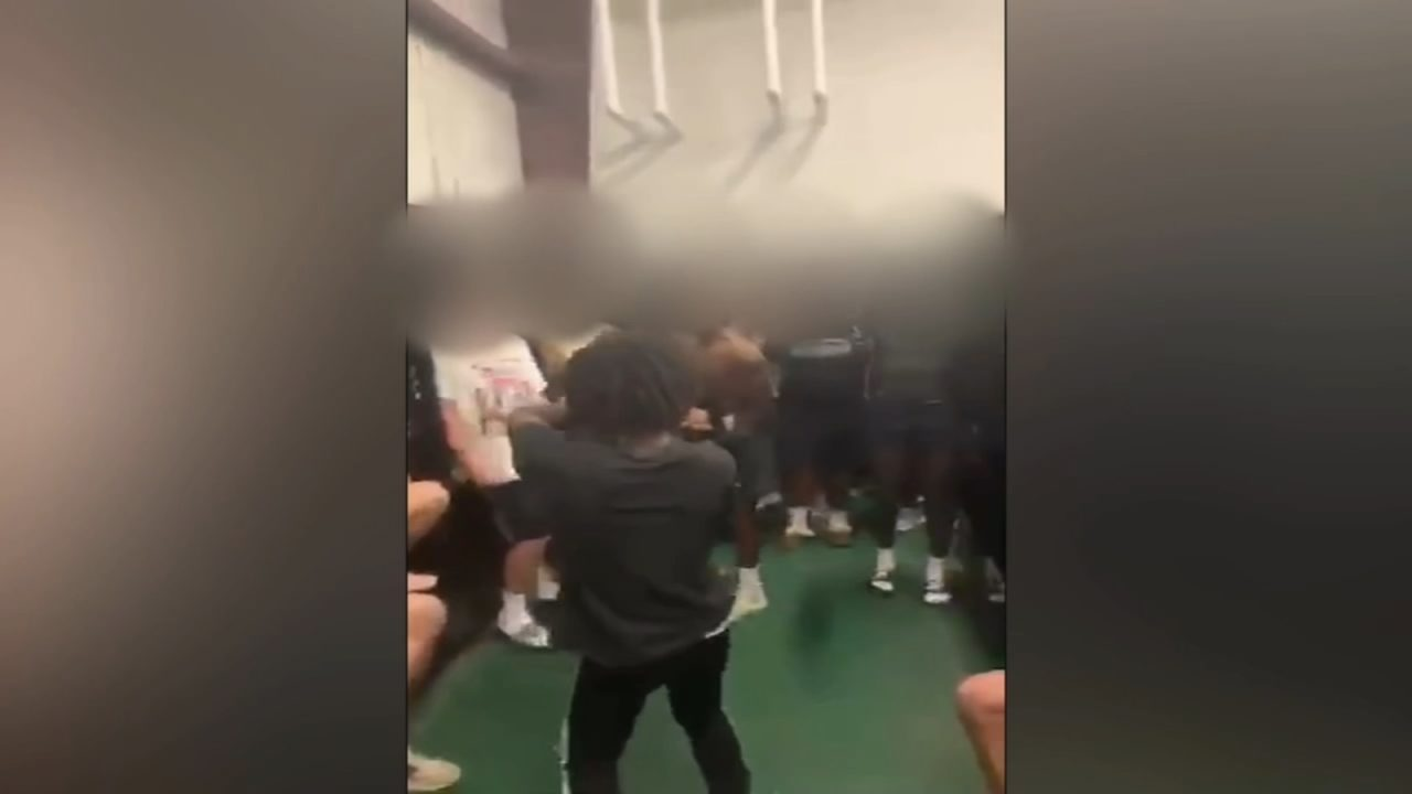 FOOTBALL PLAYER ATTACK VIDEO: Attack on high school football player