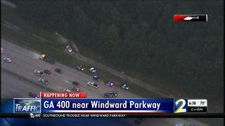 5 car break-in suspects in custody after chase down Ga  400 | WSB-TV