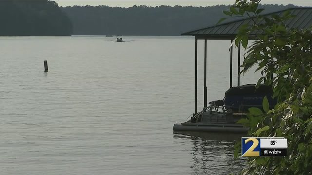 LAKE ALLATOONA DEATH: 1 killed, 1 injured in accident on