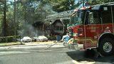 Gwinnett house explodes before fire kills teen inside, witnesses say