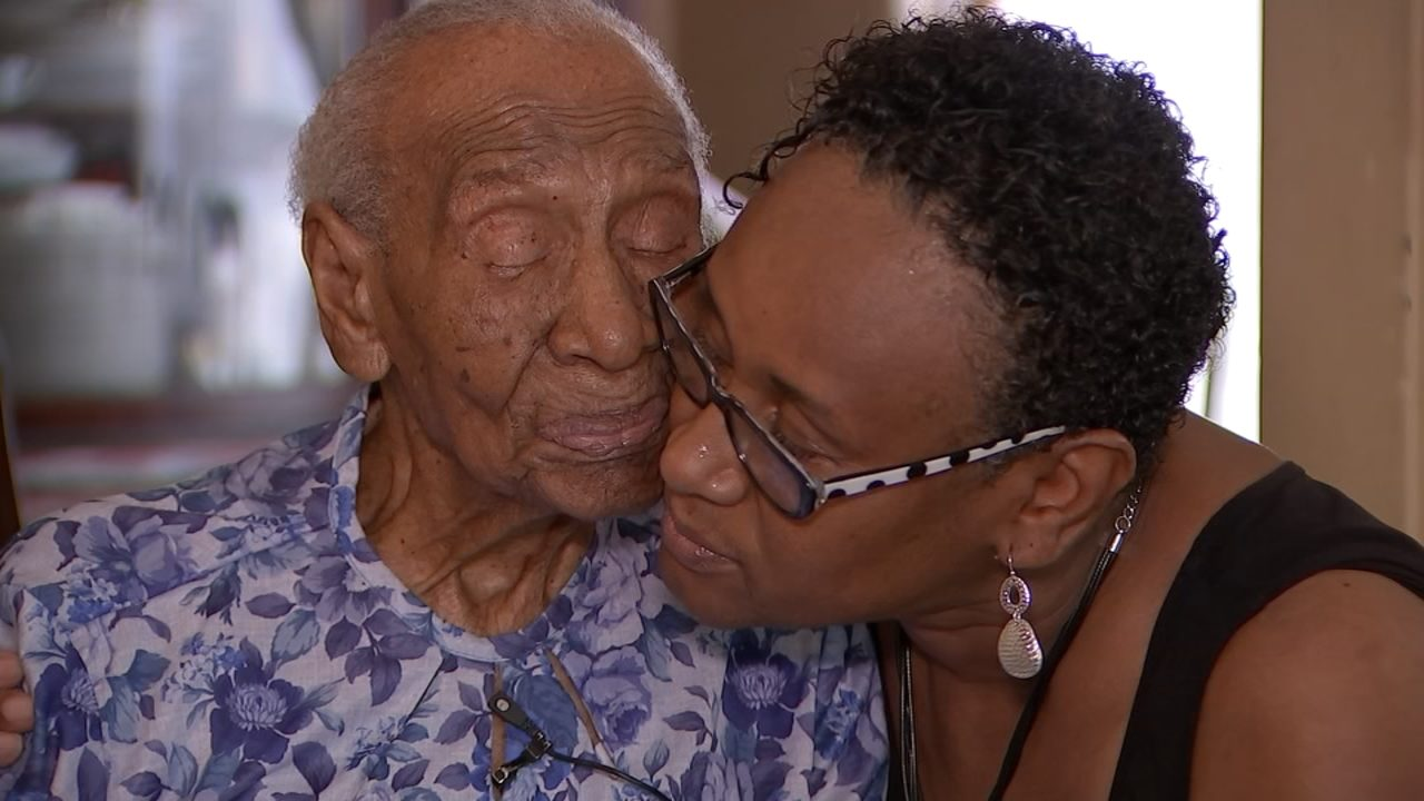 112-year-old Atlanta woman reveals her secret to long life