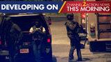 Man arrested after SWAT standoff, making 'terroristic threats'