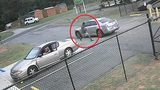 Video shows thief swipe nearly $1K from women sitting in car, waiting to pay bill