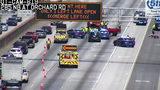 Crash has I-285NB nearly shutdown near Paces Ferry