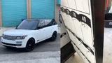 Thieves break into valet box outside popular restaurant, steal Range Rover