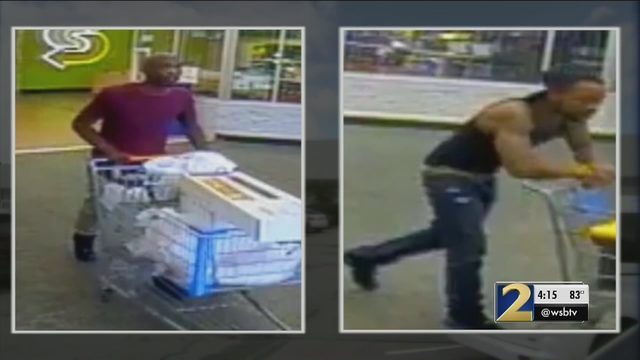 Thieves threaten to blow up metro Walmart before stealing
