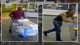 People inside a Henry County Walmart said they heard two men making terroristic threats.